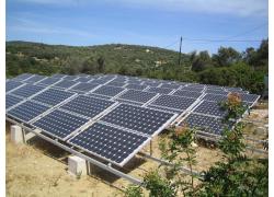 Φ/Β πάρκο 20 kWp, Χίος