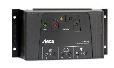 Ρυθμιστής φόρτισης Steca Solsum 2525