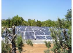 Φ/Β πάρκο 20 kWp, Τρίκαλα Κορινθίας