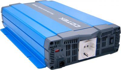Αντιστροφέας Cotek για αυτόνομα Φ/Β συστήματα SP 2000_24V
