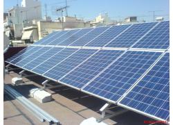 Φωτοβολταϊκό σύστημα Κερατσίνι Αττικής - 7 kW