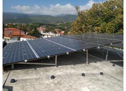 Σύστημα net-metering 20kW της Τράπεζας Πειραιως, Αγιά, Λάρισα