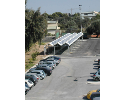 Φ/Β πάρκο 10kWp, Μαρουσι