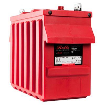 Συσσωρευτής Rolls Series 5000 - 6V - 6 CS 21P