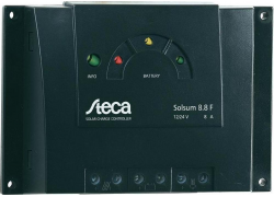 Ρυθμιστής φόρτισης Steca Solsum 8.8 F