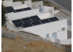 Φωτοβολταϊκό σύστημα Μήλος  - 7,5 kW