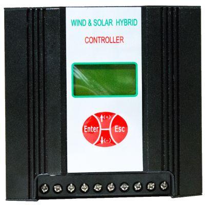 Ρυθμιστής φόρτισης Ανεμογενήτριας Hybrid Charge Controller All Round 400