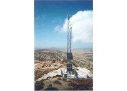 Αναμεταδότες κινητής τηλεφωνίας, Μήλος, 2000