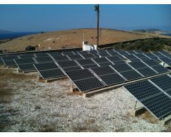 Φ/B πάρκο 40 kWp, Σχοινούσα, Κυκλάδες