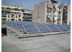 Εγκατάσταση 15,75 kWp στο 4ο Γυμνάσιο Αθηνών