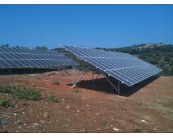 Φ/B πάρκο 20 kWp, Ζάρακες, Εύβοια