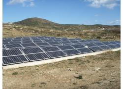 Φ/B πάρκο 20 kWp, Κύμη, Εύβοια