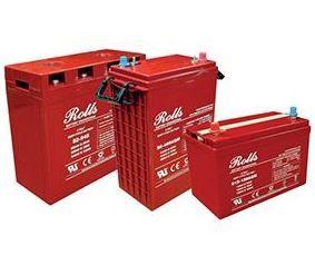 Συσσωρευτής Rolls - 12V - R12-260 AGM