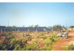 Φ/B πάρκο 25 kWp, Γαύδος
