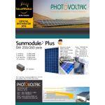 Ειδική Προσφορά φωτοβολταϊκών πλαισίων SolarWorld AG - Germany