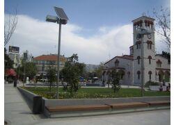Ηλεκτροφωτισμός πλατείας Αναλήψεως και Ναυτικού οχυρού| Δήμος Βριλησσίων