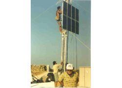 Αναμεταδότες κινητής τηλεφωνίας, Σύρος, 1996