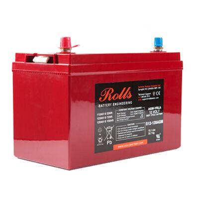 Συσσωρευτής Rolls - 12V - S12-128 AGM